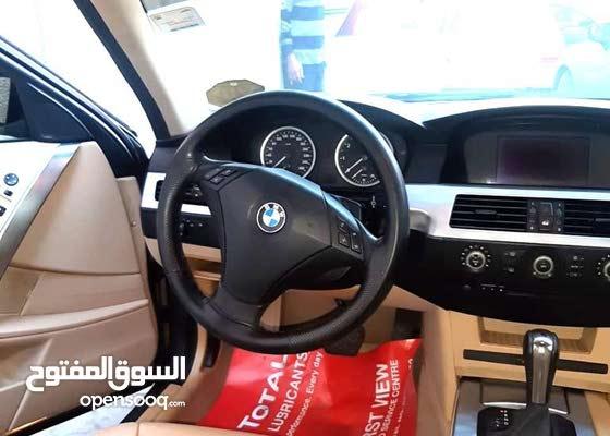 BMW 525 Gcc