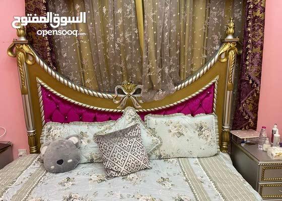 غرفة نوم خشب مصري أصلي دمياطي