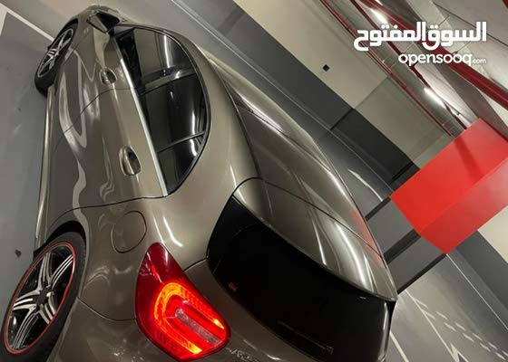 mercedes A250 AMG, model 2014