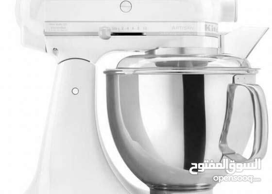 خلاط ( عجانة ) kitchenAid جديد