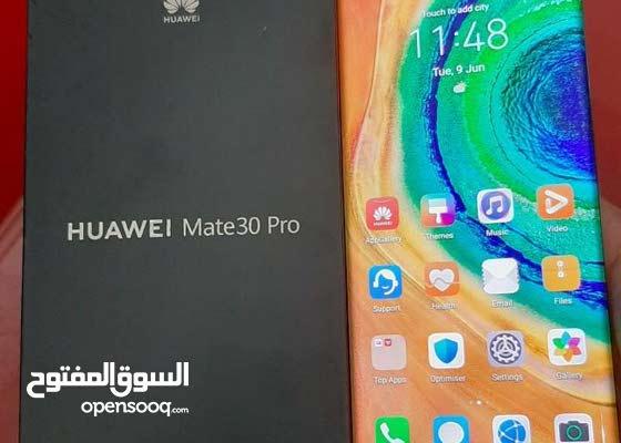 Huawei Mate 30 Pro 5G 8GB Ram  / 256GB Memory