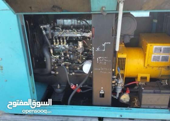 مولد كهرباء كاتم ياباني 30 كيلو فولت
