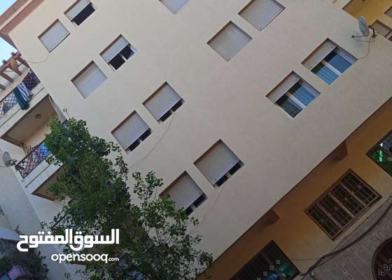 عمارة للبيع في طنجة: تجهيزات المجد في العوامة