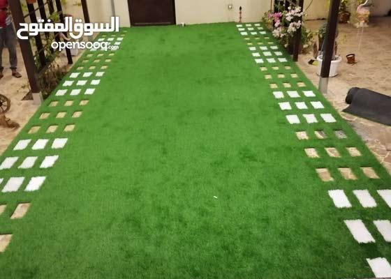 عروضنا مستمرة ولا يشمل الضريبة على العشب الصناعي 45 ملم السوبر كثافة عالية