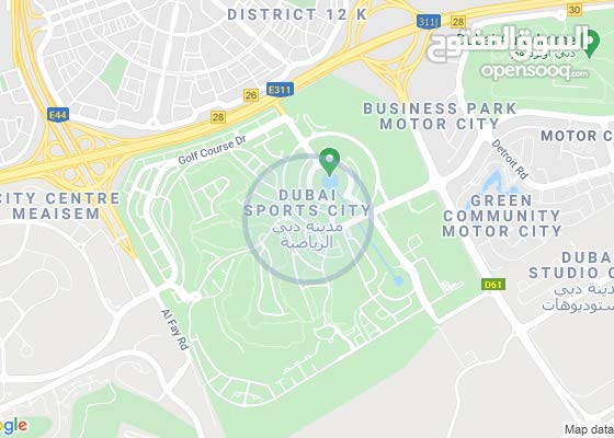 i am looking for flat 1bed room in city spotsابحث عن شقه في مدينه دبي الرياضيه