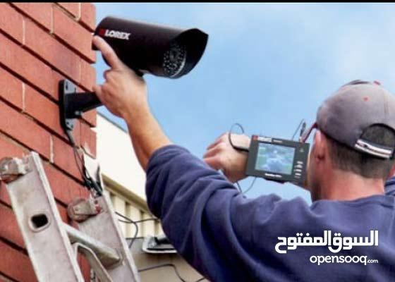 مطلوب فنيين و مساعدين تركيب كاميرات مراقبة في ليبيا