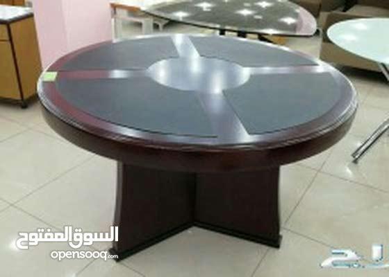 طاولات اجتماع جديدة بالكرتون