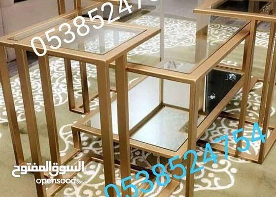 طاولات مداخل خدمات تفصول حسب الطلب للتواصل 0538524754 واتساب