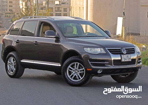 طوارق 2008 فل كامل سيارات للبيع فولكسفاغن طوارق عمان خلدا 139074356 السوق المفتوح