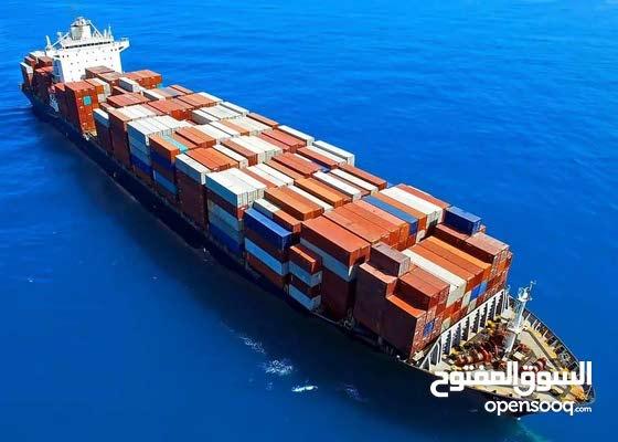شحن بحري من سلطنة عمان الى دولة قطر الشقيقه