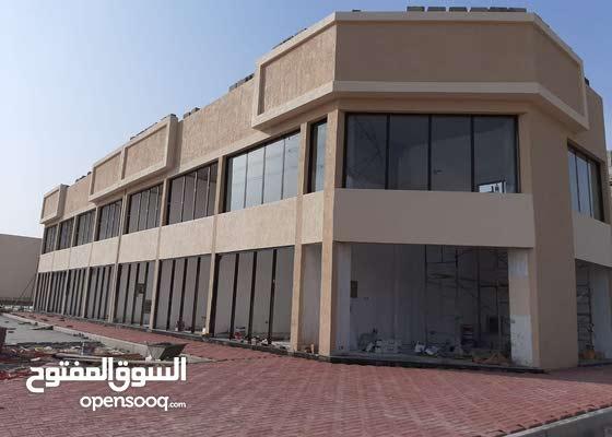 مبني محلات تجارية في الياسمين مخطط الثريا علي شارع الزبير PPR