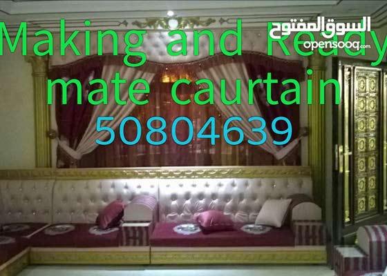 Making and Ready mate caurtain