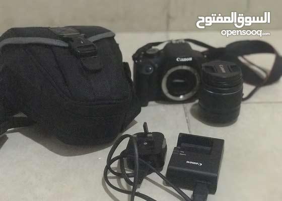 كاميرا canon 1200d للبدل بايفون 8 بلس