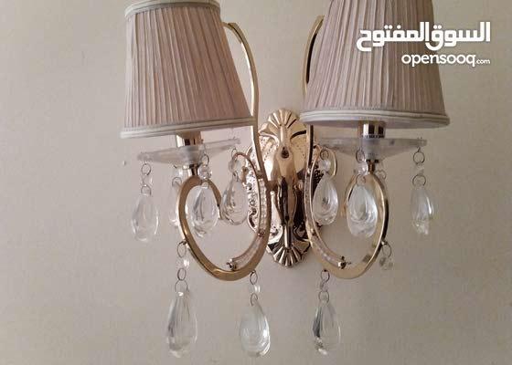 chandelier/ شمعدانات زينه وكهرباء