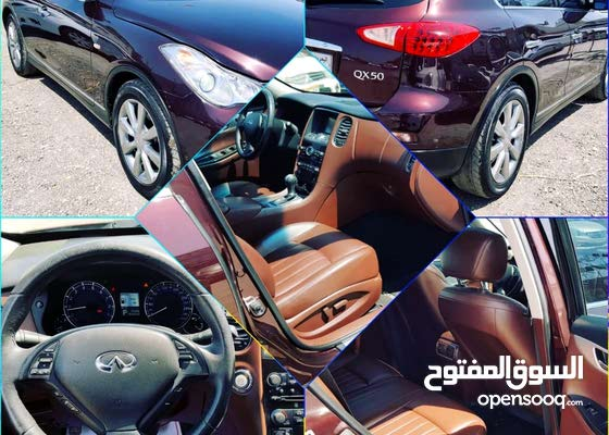 INFINITI QX50 MODEL 2015 BAHRAIN AGENCY {35686241}
