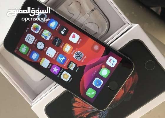 I phone 6S 64 GB black grey