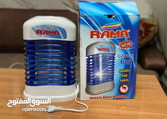 مكنة كهربائية لقتل البرغش والناموس