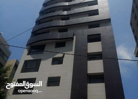 4 Bedroom,250 SQM Apartment for rent in sanayeh, Beirut plot no. 1591