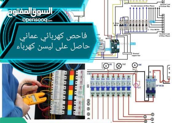 فاحص كهربائي عماني