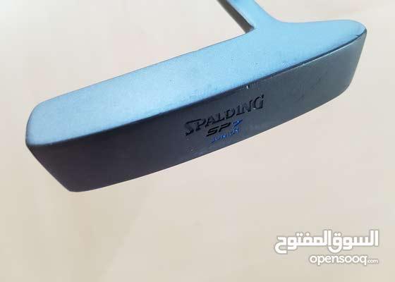 Spalding Junior Golf Club - (Blue, Graphite, Right Hand)