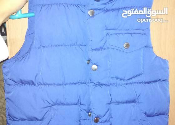 GAP blue padded vest