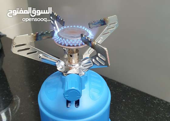 Small camping cooking Gas Campaz