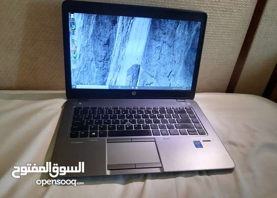 HP 840 G2 Laptop, Core i5, 5th Gen, 4GB, 256 SSD, with NEW BAG - Delivery Available