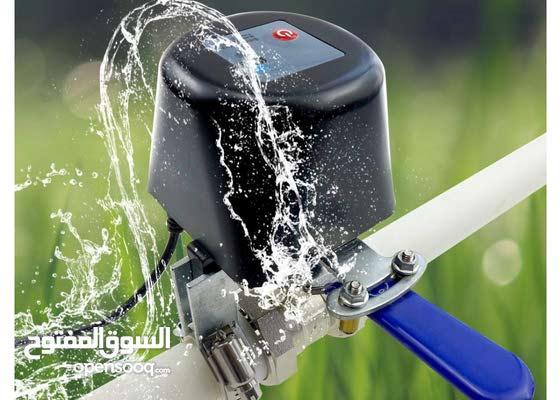 متحكم كاك جريان الماء/الغاز  عن طريق الوايفاي