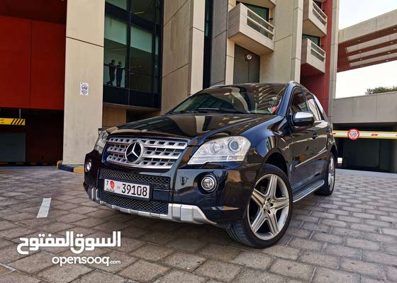 Mercedes ML350 2009 AMG for sale