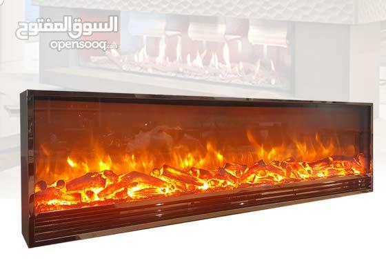 دفاية ديكورحديثة LED منظر وفيها حرارة