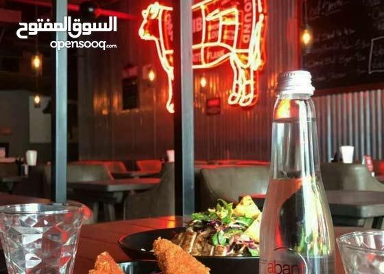 مطعم للبيع بموقع ممتاز و مأكولاته مشهورة
