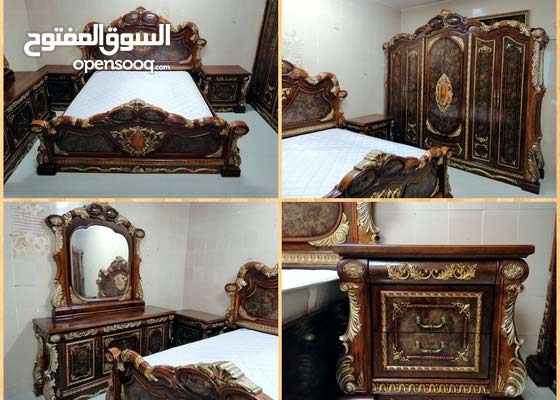 new condition King size bedroom set for sale