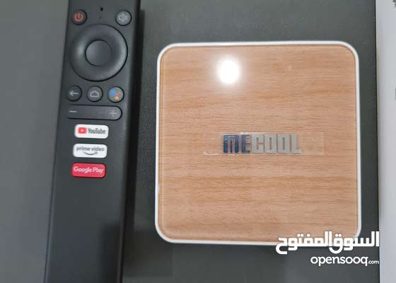 2021 MECOOL Newest Android TV 10 Box KM6DeluxeEdition