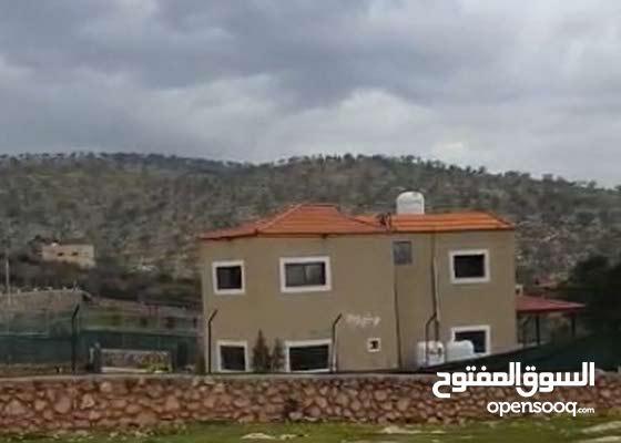 ارض مساحة 4 دونمــات في منطقة راقية وبين فلل في العالــوك