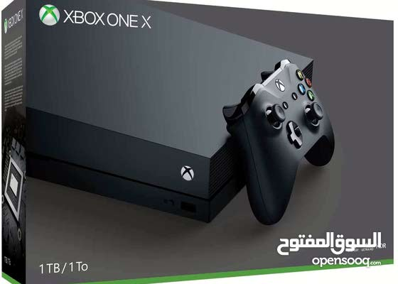 Xbox one x perfect condition