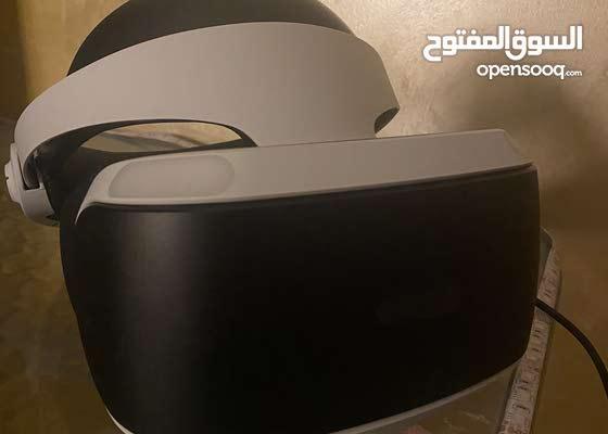 للبيع vr لسوني 4 مع استعمال مره وحده معا شريط رزينت ايفل (رعب)السعر 900