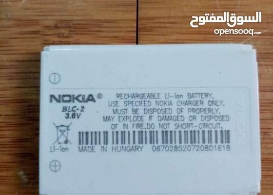 بطارية نوكيا 3310 كسار اللوز جديدة الثمن 35د.ل