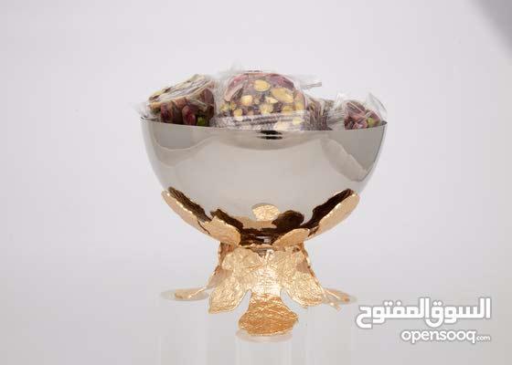 بقلاوة عنتابية وحلويات سورية فاخرة