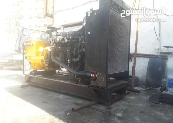 مولد كهربا بركنز طراز 2200 مع كاتم سوبر  400kavمحرك بعدو شركة