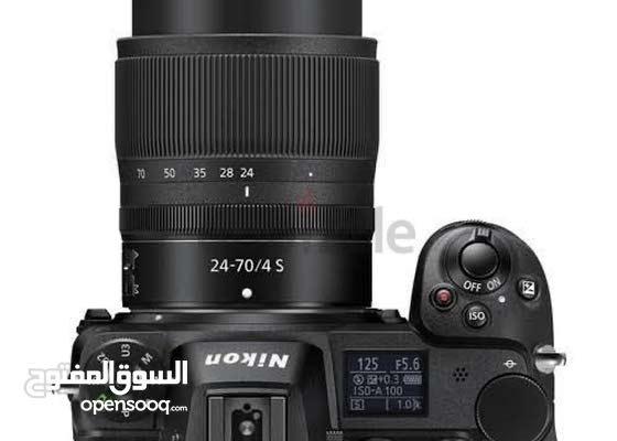 Nikon Z6 + Godox V1N نيكون Z6,