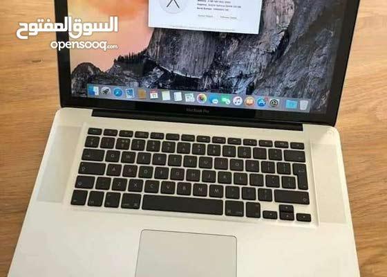 ماك بوك ابل Macbook pro
