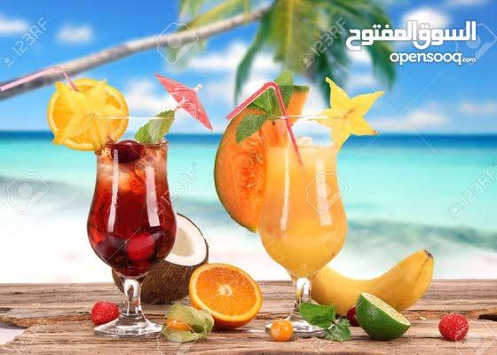 قرسون محل عصير مقيم بالكويت