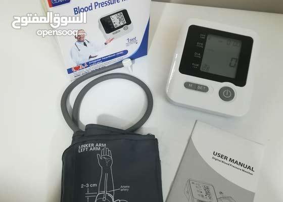 جهاز قياس ضغط الدم ونبضات القلب يعمل كهرباء و بطاريات 136643662 السوق المفتوح
