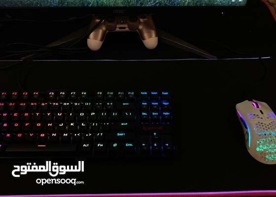 كيبورد جيمنج ميكانيكي gaming keyboard