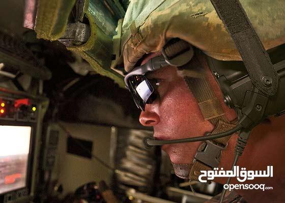 هيدفون عسكري ماركة Bose شحن كافة انحاء العراق