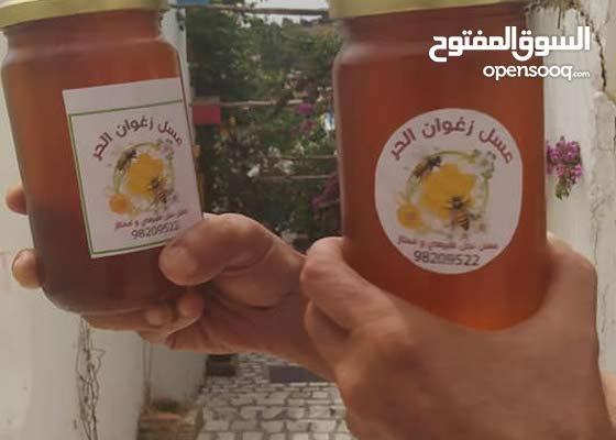 عسل نحل طبيعي وممتاز