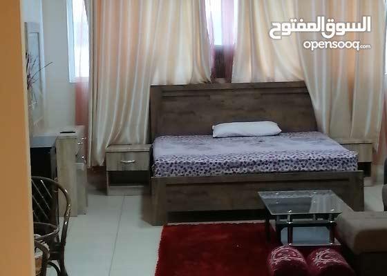 استديو مفروش للايجار أبراج عجمان