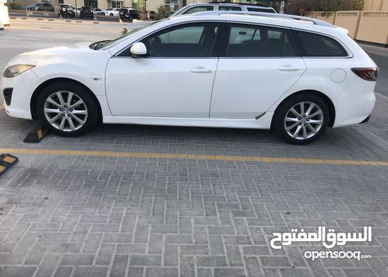 Mazda 6 station wagon