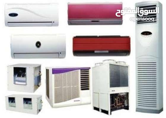 تركيب وتصليح جميع انواع المكيفات 01205038411