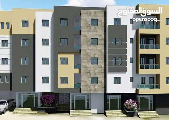 شقق سكنية بمشروع الياسمين بمنطقة تاجوراء الوسط